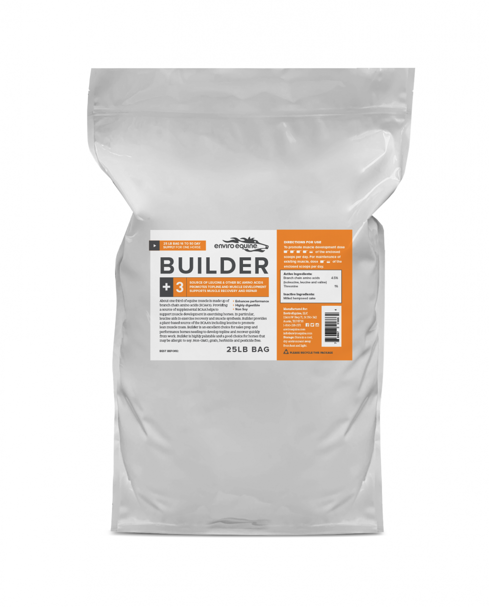Builder 25lb