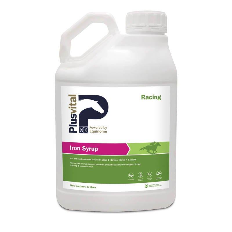 Plusvital Iron Syrup