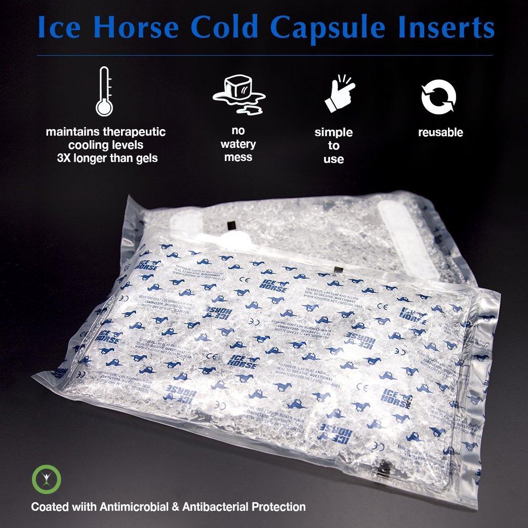 IceHorse Kühlgamaschen Tendon Wraps